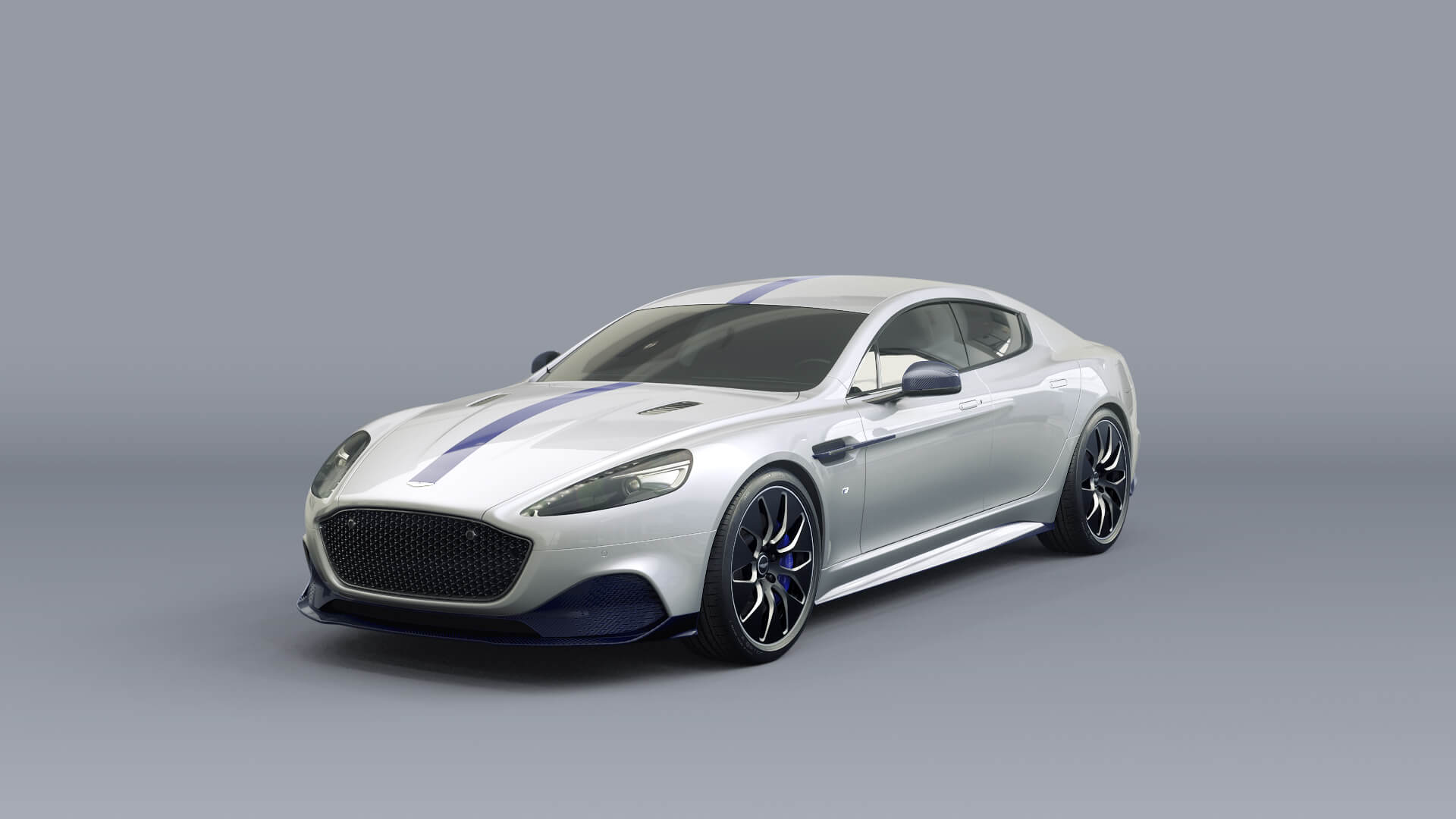Rapide E - The first All-Electric Aston Martin | Aston