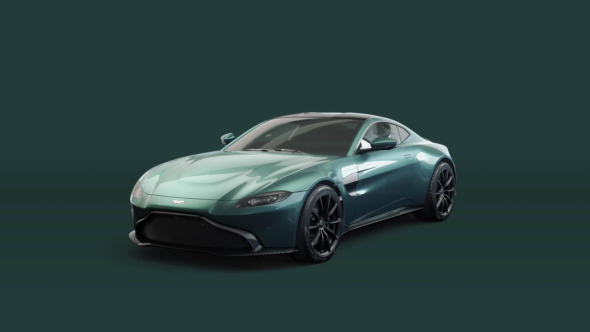 Aston Martin | Iconic Luxury British Sports Cars (USA)